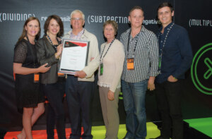 SACSA Lifetime Achievement Award-US
