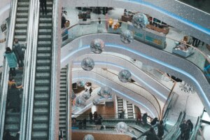 Shopping Centre-US
